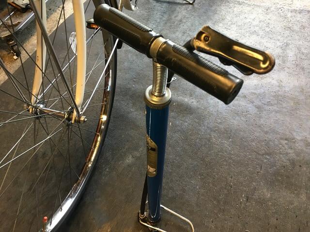 一般自転車用フロアポンプ