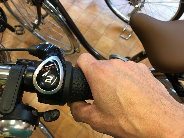 電動アシスト自転車3段変速使いた