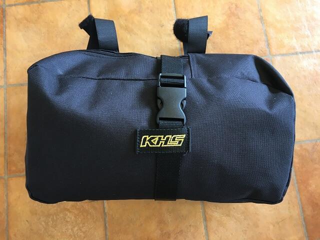 KHSF-20R純正輪行バッグ