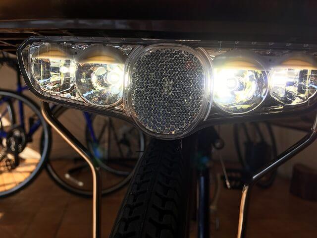 パナソニック ビビDX足も灯4LEDビームランプ