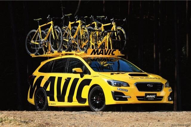 コーダーブルームのバイクがMAVICのニュートラルバイクに採用
