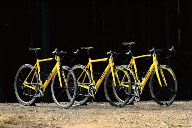 コーダーブルーム マヴィックニュートラルバイク採用3モデル