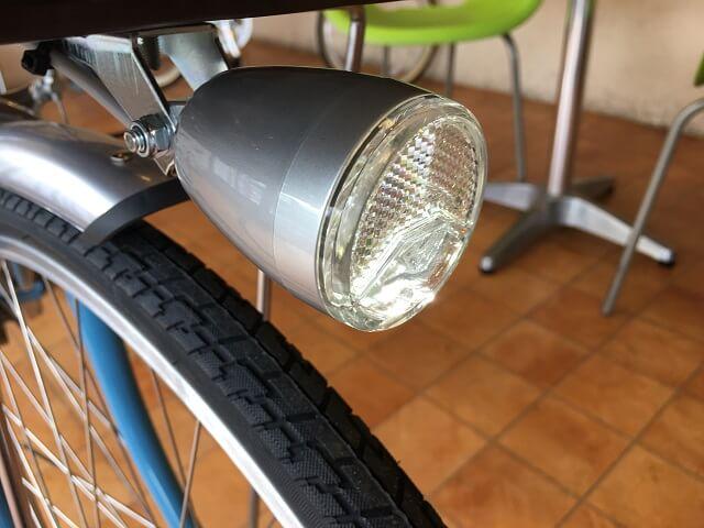 パナソニック電動アシスト自転車ビビLUライト