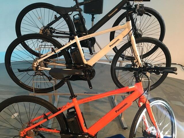 パナソニック電動アシスト自転車 ジェッター BE-ELHC44A BE-ELHC49A