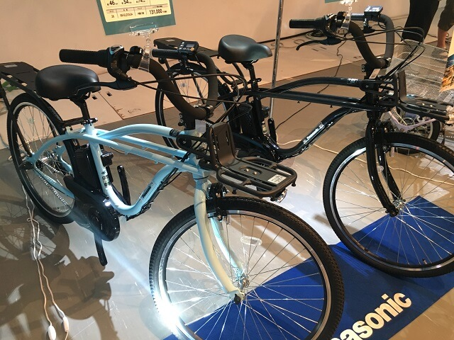 パナソニック電動アシスト自転車 BP02 BE-ELZC63A