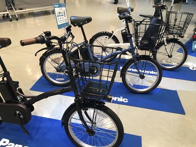 パナソニック電動アシスト自転車 グリッター BE-ELGL033