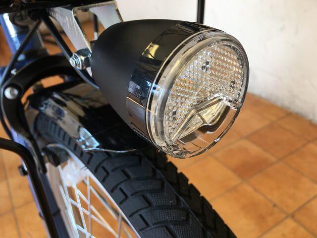 パナソニック電動アシスト自転車グリッター BE-ELGL033 リトルLEDビームランプ2