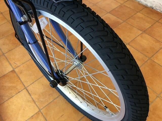 パナソニック電動アシスト自転車グリッター BE-ELGL033 20×1.95タイヤサイズ