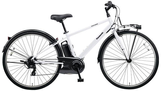 パナソニック電動アシスト自転車VELOSTAR(ベロスター)BE-ELVS77