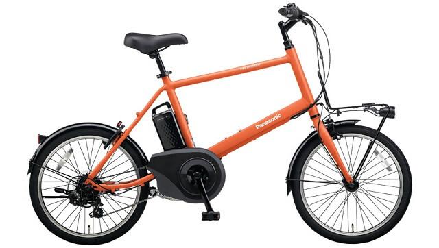 パナソニック電動アシスト自転車VELOSTAR MINI(ベロスターミニ)BE-ELVS07