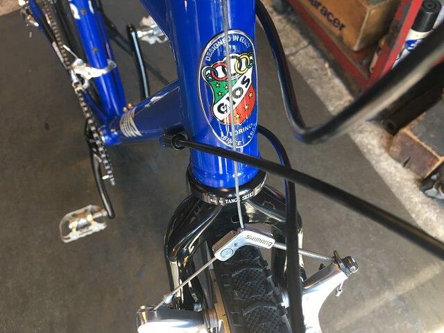 サイクルクリーニング ヘッド回りアフター ジオスナチュール