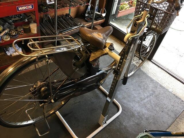 パナソニック電動アシスト自転車内装3段強化ハブ仕様