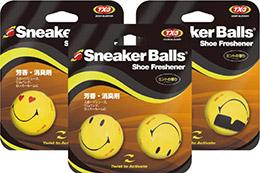 スニーカーボール ハッピーフィート3種類
