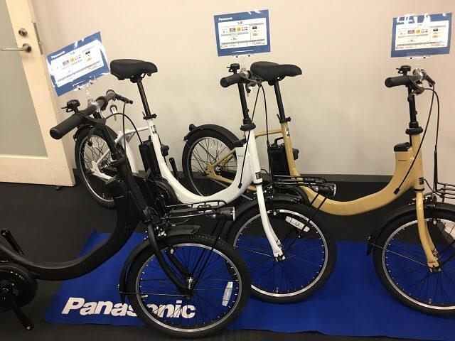 2019パナソニック電動アシスト自転車SW