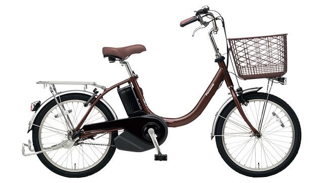 2019パナソニック電動アシスト自転車 ビビL20 BE-ELL03