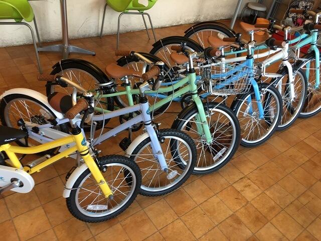 コーダーブルーム2019アッソン自転車