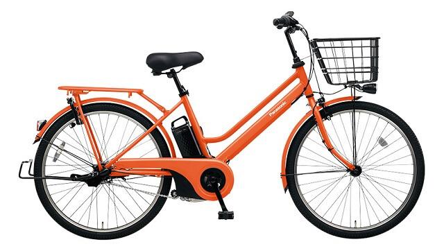 パナソニック電動アシスト自転車ティモS BE-ELST634