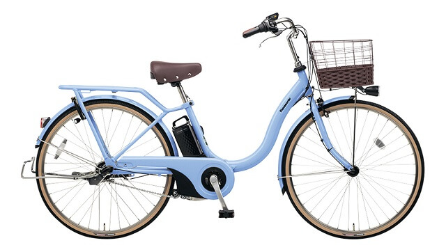 パナソニック電動アシスト自転車ティモL BE-ELSL63