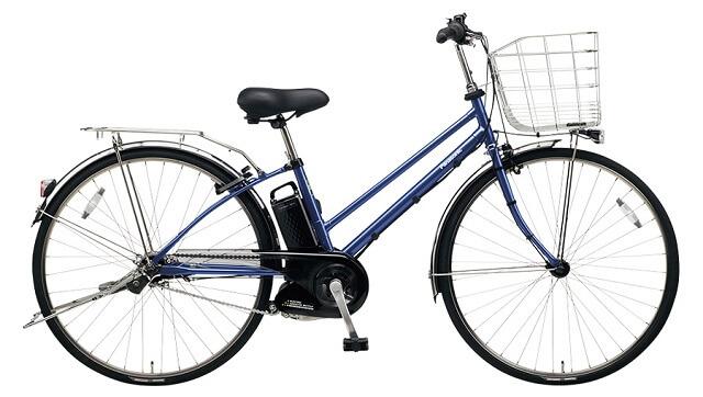 パナソニック電動アシスト自転車ティモDX BE-ELDT755