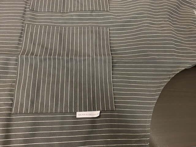 ディーンアンドデルーカー 日本未入荷のエプロン2ポケット