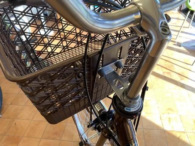 一般自転車ハンドル高さ