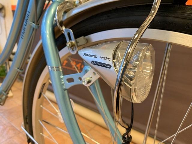 アウトレット自転車マルキン自転車レイニーホームHD263オートライト