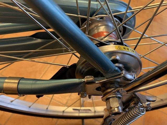 アウトレット自転車マルキン自転車レイニーホームHD263ローラーブレーキ仕様