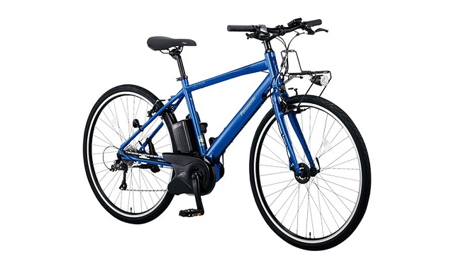パナソニック電動アシスト自転車ハリヤELH342