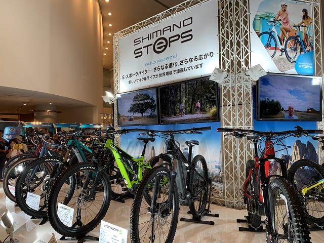 シマノ2020モデル シマノ搭載E-Bikeモデル