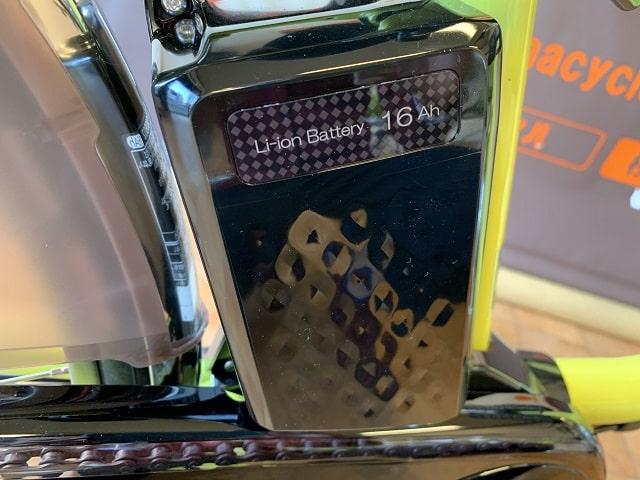 ビビDX2020年モデル BE-ELD636 16Ahリチウムイオンバッテリー