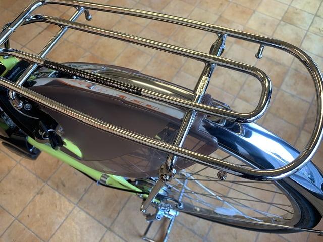 ビビDX2020年モデル BE-ELD636 クラス27リヤキャリヤ