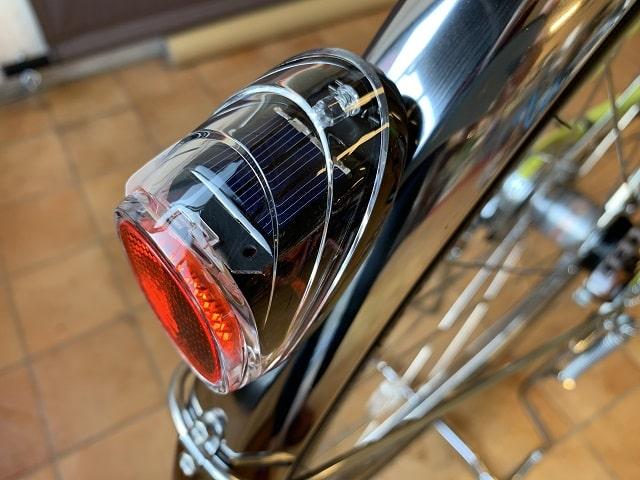 ビビDX202年モデル BE-ELD636 ソーラーオートテール2