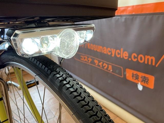 ビビDX2020年モデル BE-ELD636 足も灯4-LEDビームランプ2