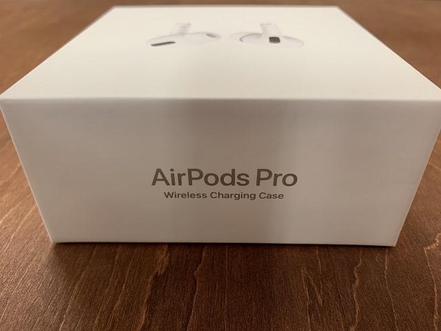 AirPods Proパッケージ