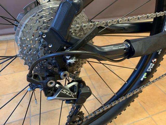 パナソニックe-bike XM-1変速機