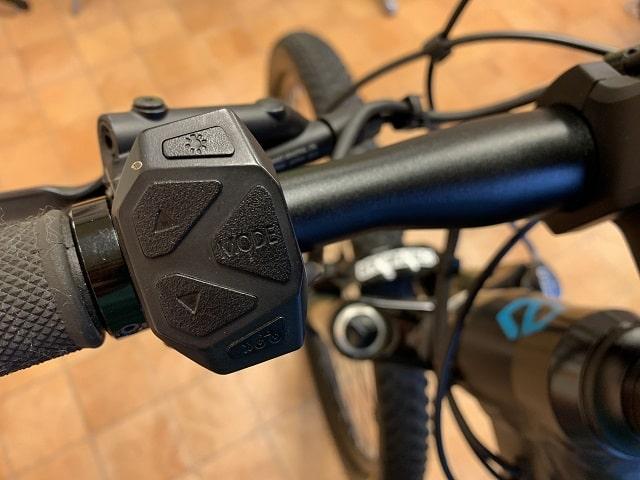 パナソニックEバイクXM1操作ユニット