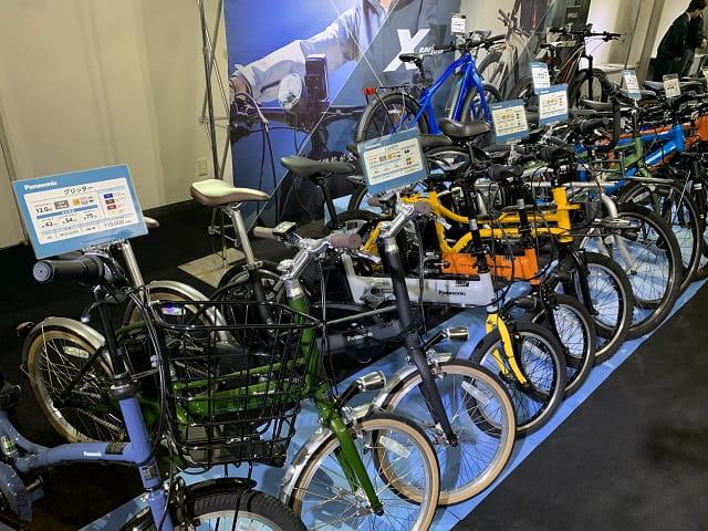2020年モデル「パナソニック電動アシスト自転車」スポーツモデル