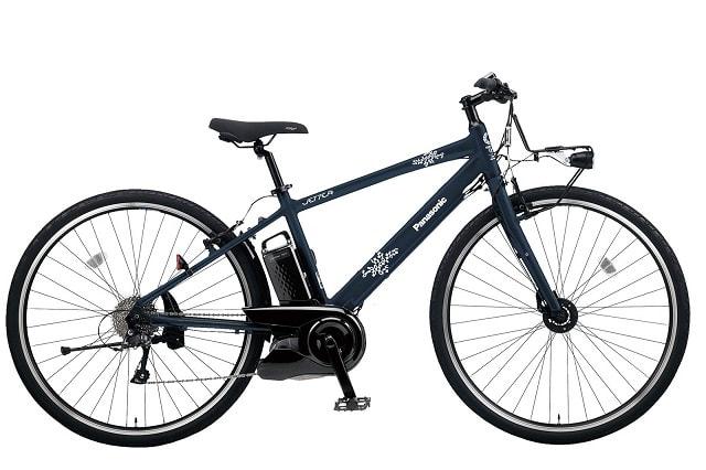 パナソニック電動アシスト自転車「ジェッター」東京2020オリンピック特別デザイン