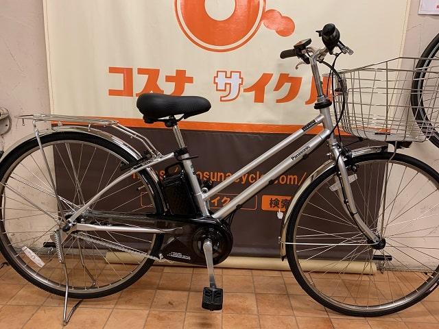 パナソニック電動アシスト自転車2020モデル「ティモDX」