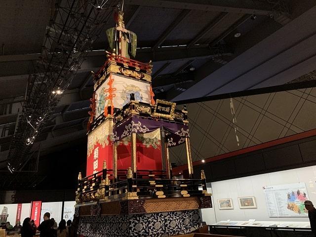 江戸東京博物館 神田明神山車