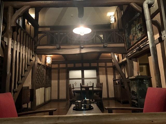 江戸東京博物館 モダン和洋折衷住宅