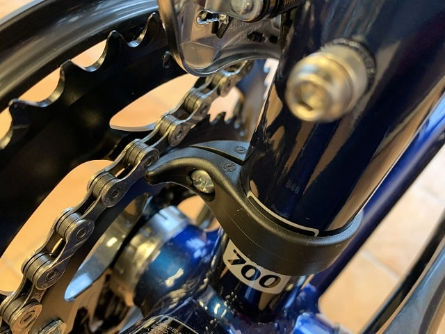 コーダーブルーム2020レイル700SL コスナサイクルではチェーンキャッチャー付き