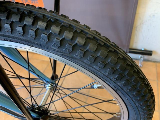 ギュットクルームR用タイヤサイズ20×2.15