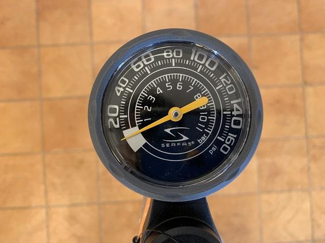 FP200 AF-T3大型空気圧ゲージ