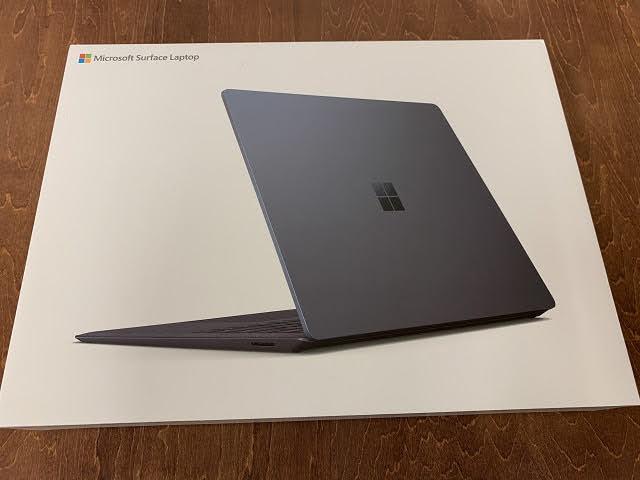 Surface Laptop3 13.5インチ コバルトブルー