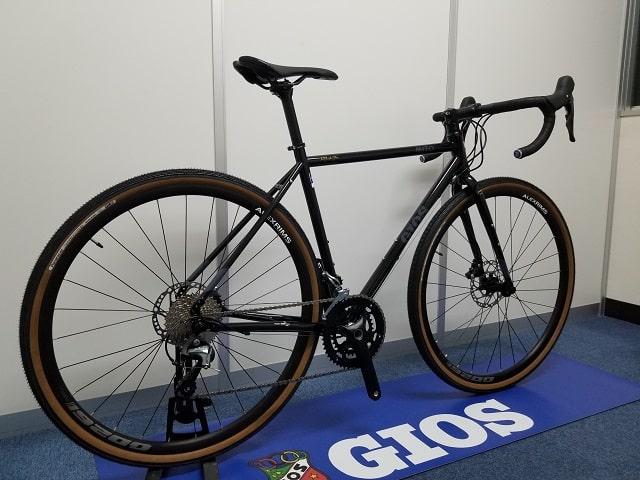 2021GIOS MITO GRX400  BLACK