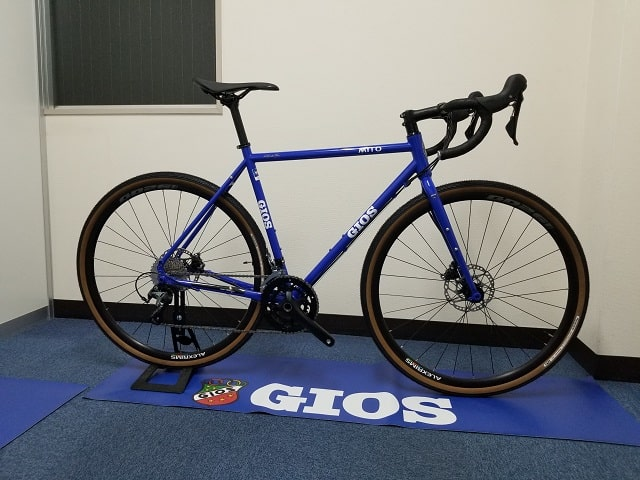 2021GIOS MITO GRX400 GIOS BLUE