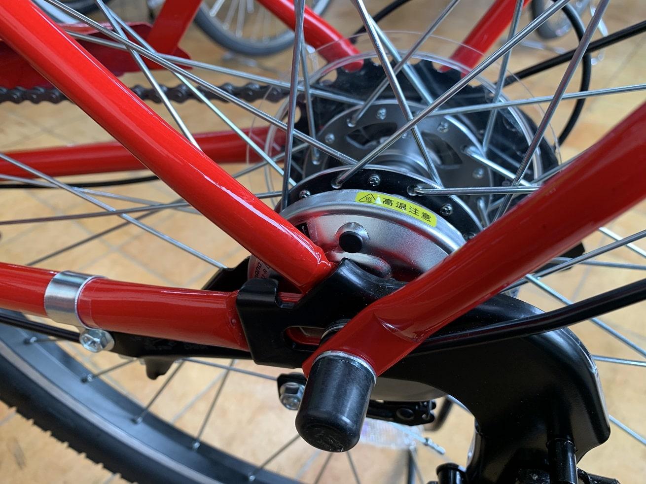 マルキン自転車「カンペール」ローラーブレーキ
