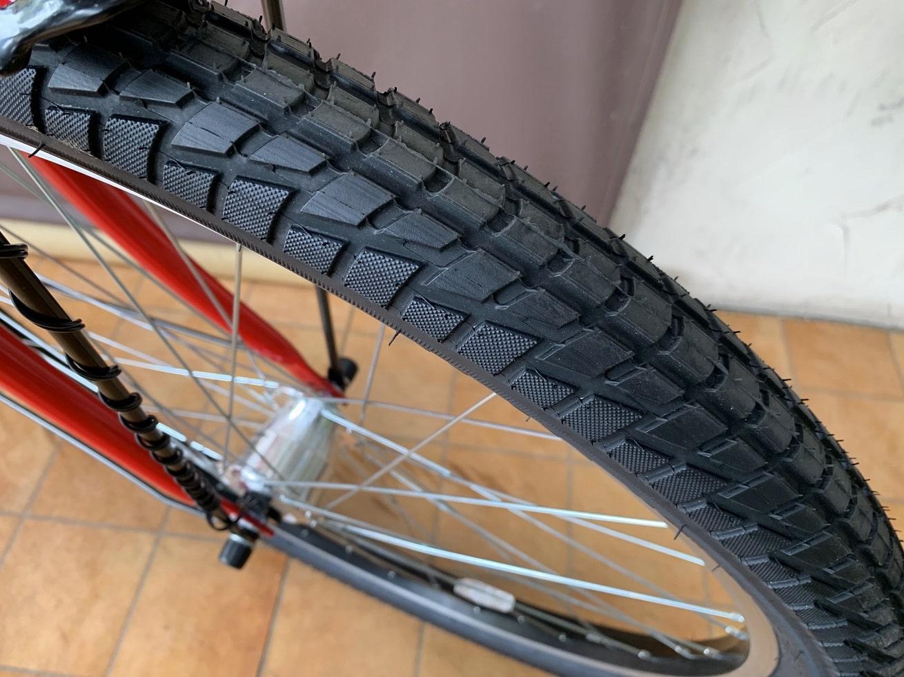 マルキン自転車「カンペール」27.5インチタイヤ
