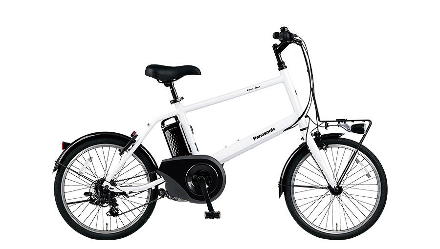 2021年7月発売パナソニック電動アシスト自転車ベロスターミニ BE-ELVS073